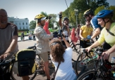 Bike4Peace Photo by Seriously Green